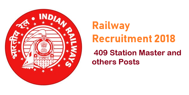 Railway Recruitment 2018 New Vacancy For Station Master and Others Post