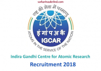 Indira gandhi recruitment