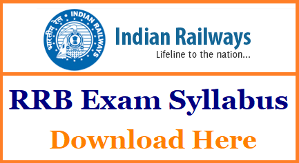 RRB Group D Syllabus 2018 - Railway Group D Full Syllabus 2018 For Exam